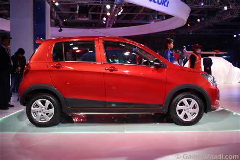 Maruti Suzuki Advertisement Maruti Suzuki Celerio Cross Debuts At The 2016 Delhi Auto