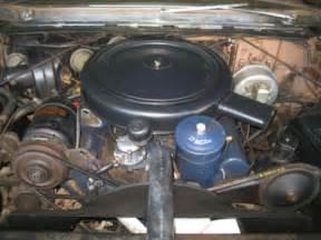 1959 Cadillac Engine 1959 Cadillac Series 75 Imperial Sedan Barn Find