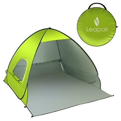 Tenda Sun Shelter Umbrella Automatic Pop Up Portable Tent Lig leapair sun shelter tent instant easy pop up