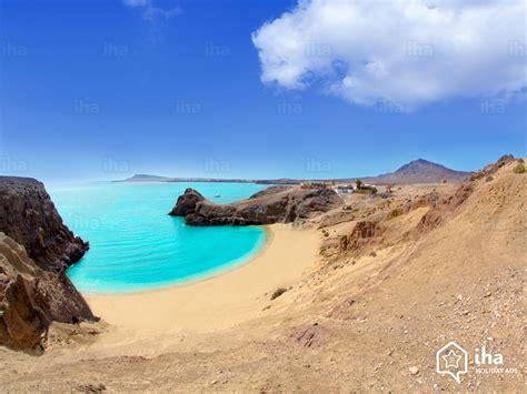 alquiler playa blanca  sus vacaciones  iha