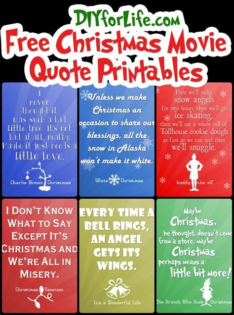 printable frozen movie quotes free christmas printables with favorite movie quotes