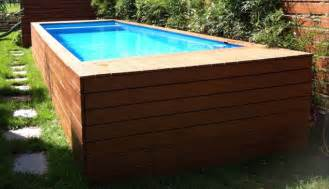 shipping container swimming pool joy studio design