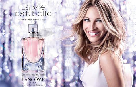 advert   fragrance la vie est belle  lancome