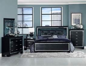 led bedroom furniture 4 homelegance allura led bedroom set