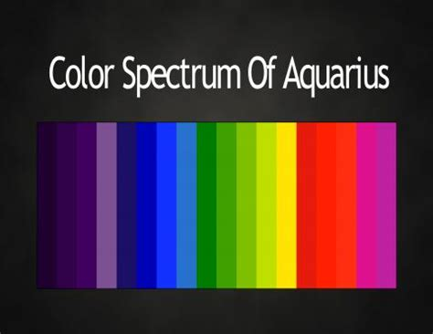 colors of the zodiac aquarius on pinterest zodiac signs zodiac society and