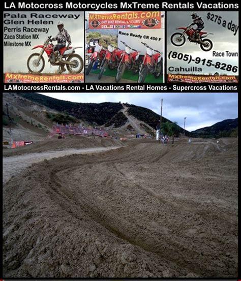 motocross gear los angeles motocross vacation la motocross supercross dirt bike
