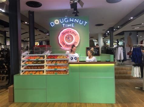 T2b Shopping Topshop Experience And Then Some by Doughnut Time Chooses Melbourne Laneway Westfield
