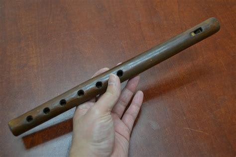 Handmade Wooden Flutes - handmade wood wooden flute 12 13 quot f 105 flute