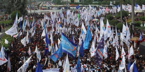 Sho Kuda Makassar benarkah kspi telah manfaatkan buruh untuk lakukan demo di jakarta 2018 harianindo