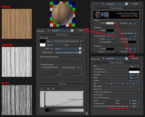 vray sketchup wood material tutorial making of house n bathroom 11 wood material ronen