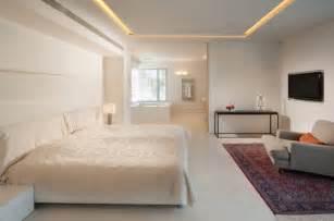 Plafond En Platre Chambre A Coucher by Plafond Moderne Dans La Chambre 224 Coucher Et Le Salon