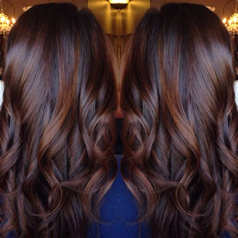 hair colors for brunettes best 25 hair color for brunettes ideas on