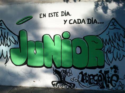 Imagenes Que Digan Junior | es este dia y cada dia junior presente grafiti