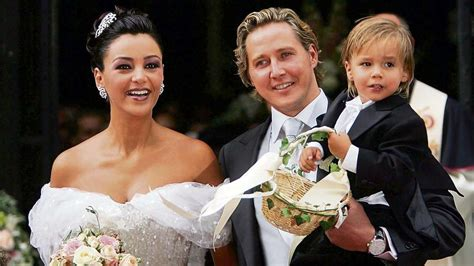 Hochzeit Verona Pooth by Verona Pooth Heiratet Franjo Zum Zweiten Mal Leute Bild De