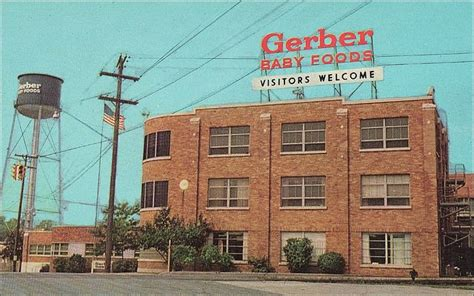 gerber baby food fremont michigan 17 best images about when detroit was a thriving city on
