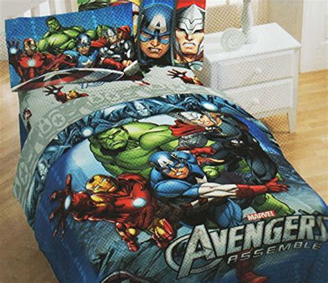 superhero bedding twin 3pc marvel avengers twin bed sheet set superhero halo bedding accessories basic rv