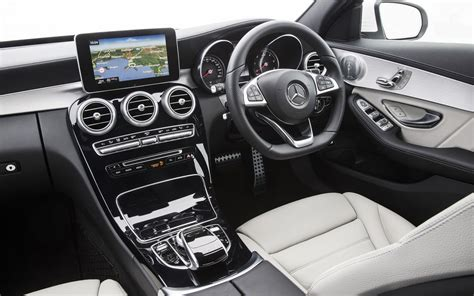 mercedes class salooon 2014 interior frontseatdriver co