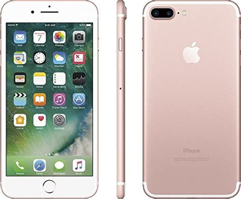 apple iphone 7 plus specifications compsmag