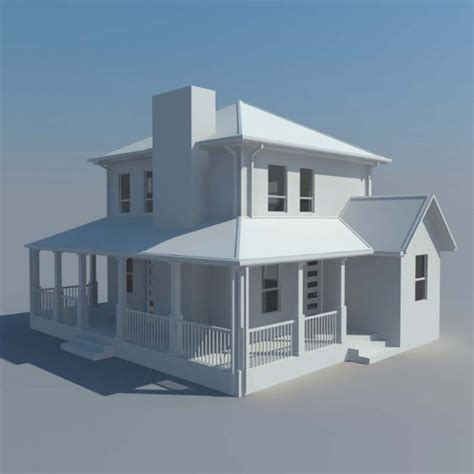 3d house house free 3d models download free3d
