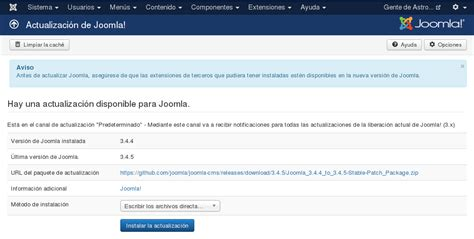 manual joomla upgrade joomla documentation joomla and its issues marketing