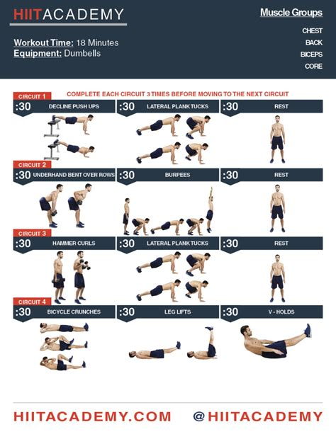 Galerry printable workout plan build muscle
