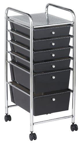 14 drawer mobile organizer u s a free shipping ecr4kids 15 drawer mobile organizer