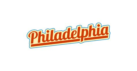 philadelphia sign vector and png free download the