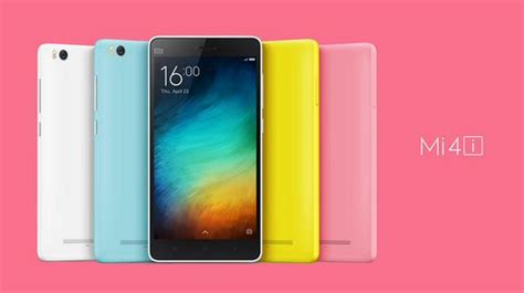 blibli xiaomi mi 4i xiaomi mi 4i goes official affordable and colorful