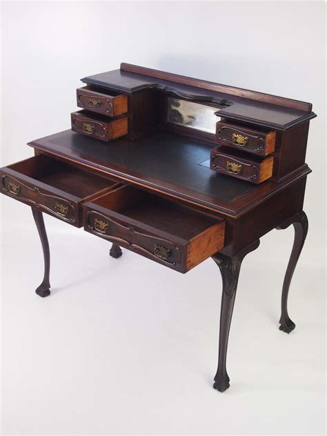 mahogany writing desk antique mahogany writing table desk