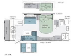 Jayco Caravan Floor Plans Jayco Silverline 23 72 1 Rv Towing Caravans Specification