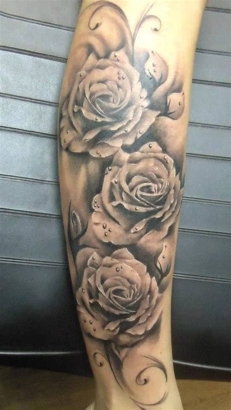 lower arm rose tattoos forearm roses anything roses
