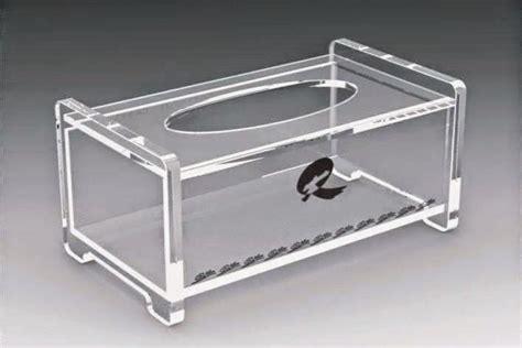 Acrylic Kotak akrilik bekasi kotak tissue
