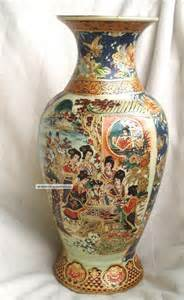 antique asian vases car interior design