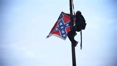 flag   today bree newsome scales sc