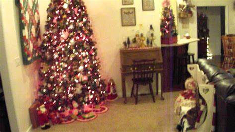christmas home decor 2014 strickland country christmas home tour 2014 church st prim decor youtube