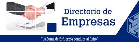 Directorio De Empresas | univdep