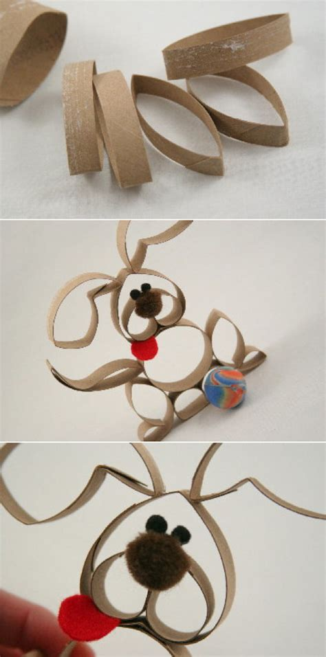 Toilet Paper Roll Crafts - toilet paper roll crafts kubby