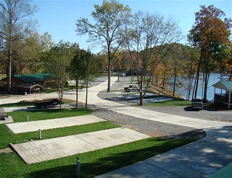 lake chickamauga bass boat rentals blue water rv resort marina tennessee rv park and