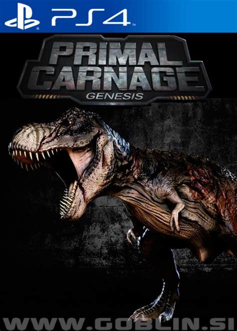primal carnage genesis playstation