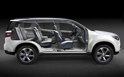 suvs with three rows of seats new chevrolet trailblazer an authentic suv automotive