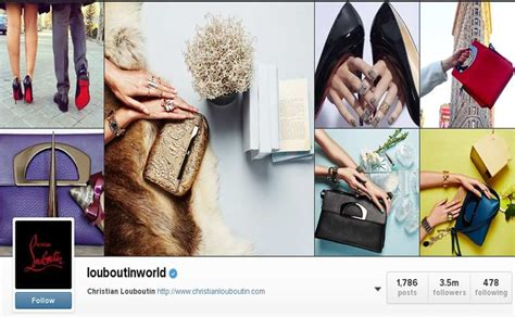 New Social News Service For The Fashion World by Christian Louboutin Launches New Social Media Initiative