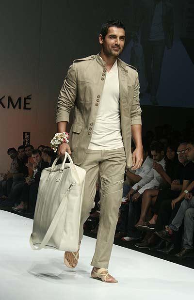 john abraham house stylish pie rediff com lakme fashion week 2007 narendra kumar