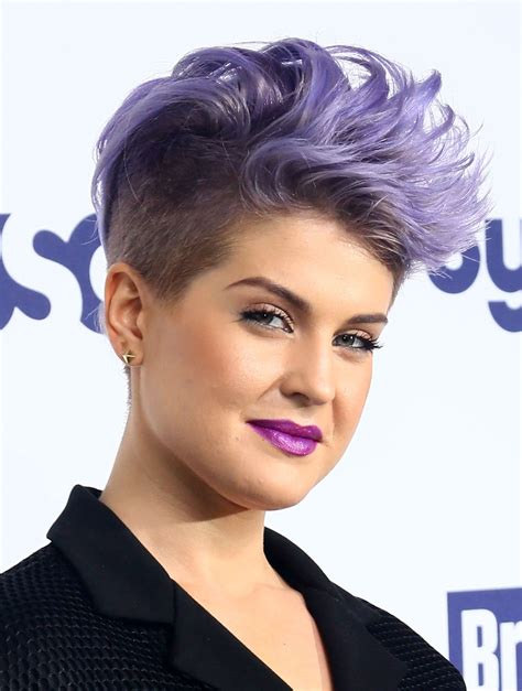rockstar haircuts for women hollywood s new cut of choice is an edgy one hair trend