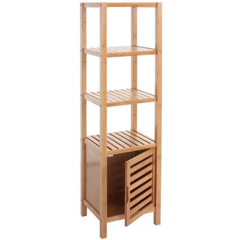 Impressionnant Meuble En Bambou Pour Salle De Bain #2: etagere-armoire-meuble-pour-salle-de-bain-en-bambou-132x35x33cm-sdb04014.jpg