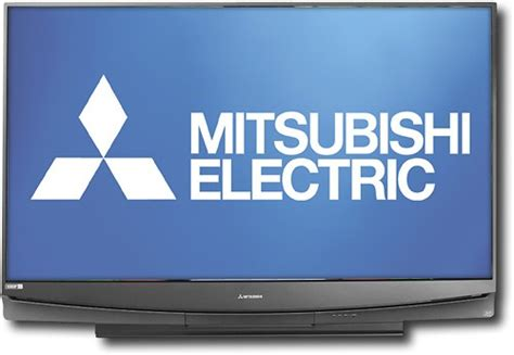 mitsubishi 1080p dlp hdtv l mitsubishi 65 quot class 1080p 120hz dlp hdtv wd 65c9 best buy