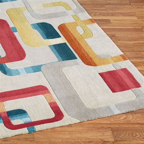 abstract rugs retro modo abstract area rugs by jasonw studios