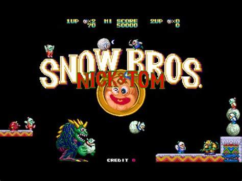 tiger arcade apk version snow bros para android en tiger arcade emulador de juegos neogeo