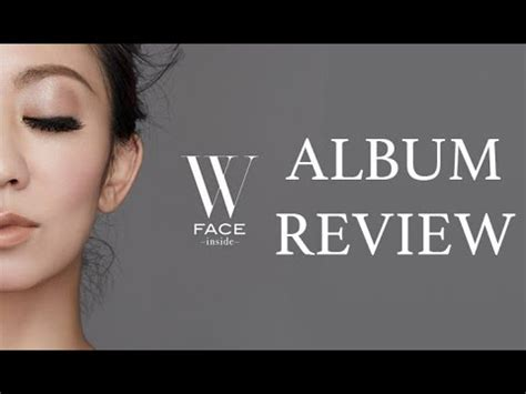 koda kumi w face inside w face inside review 倖田來未 koda kumi full album