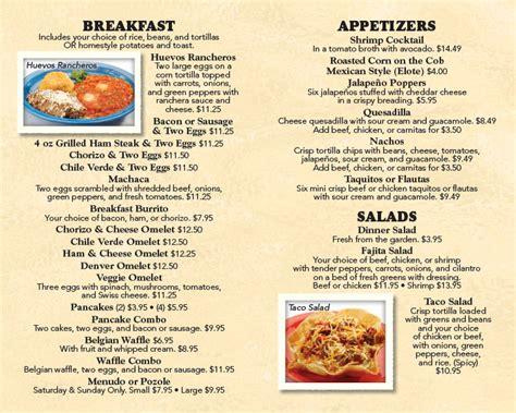 mexican names mexican restaurants names