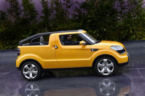 Kia Cabriolet Kia Soulster Convertible Autooonline Magazine